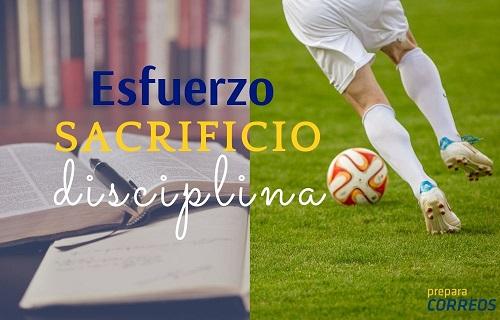 beneficios de jugar al fútbol para opositores