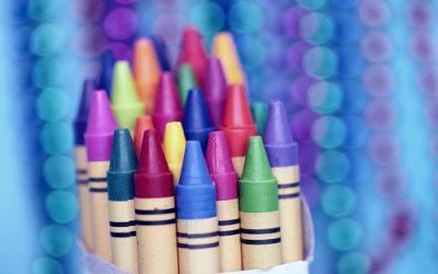 Cómo te pueden ayudar los colores en tu preparación