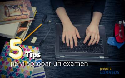 Consejos a tener en cuenta antes del examen