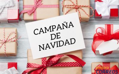 Previsión de la campaña de Navidad en Correos