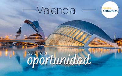 Consigue tu plaza de Correos en Valencia