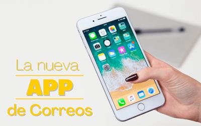 La aplicación de Correos es galardonada por su carácter versátil, sencillo e innovador