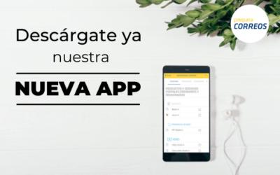 Ya tenemos disponible la nueva app de PreparaCorreos