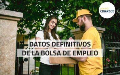 Publicados los datos definitivos de las Bolsas de Empleo